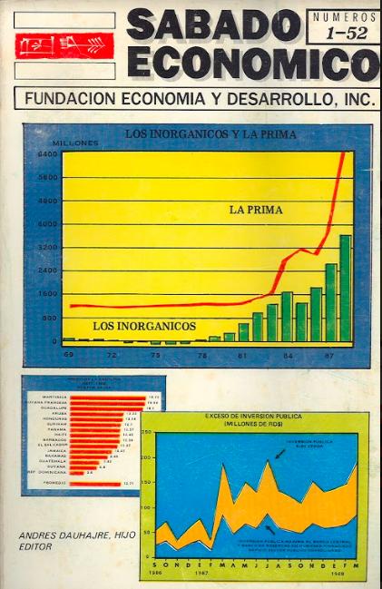 Sabado Economico - Los inorganicos y la prima