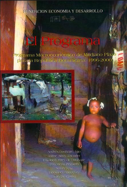 Programa Macroeconómico de Mediano Plazo para la República Dominicana 1996-2000