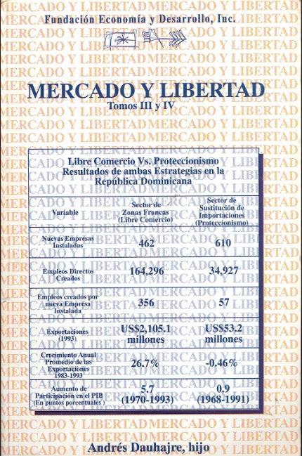 Mercado y Libertad Tomos III y IV